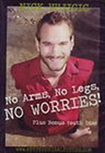 No Arms No Legs No Worries DVD