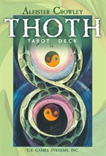 Crowley Thoth Tarot Deck (US) Large