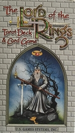 Lord of the Rings Tarot Deck