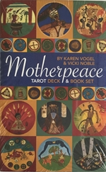 Motherpeace Tarot set