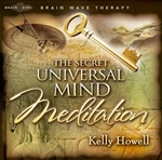 Secret Universal Mind Meditation CD