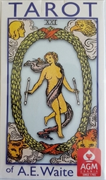 Rider Waite Tarot POCKET
